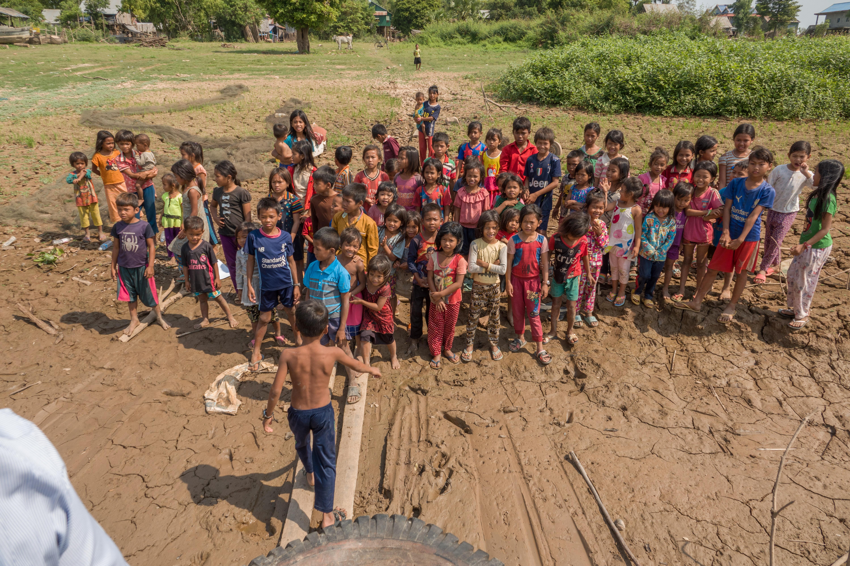 Kambodscha zwischen Krise und neuem Leben